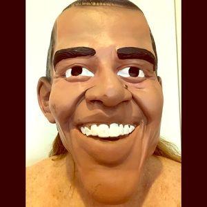 Halloween mask-Barack Obama